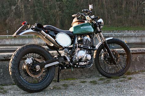 Suzuki Sr650 Suzuki Dr650 By Extemporae Bike Exif