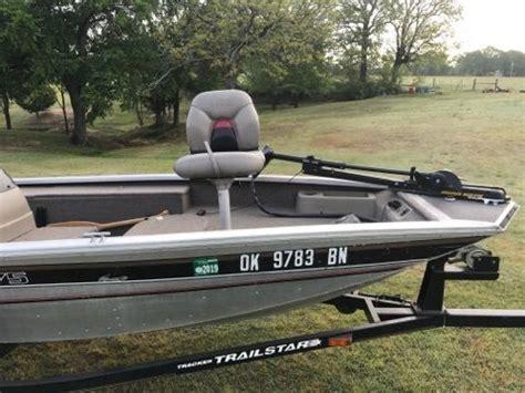 bass fishing boats for sale oklahoma 2002 bass tracker pro crappie 175 aluminum fishing boat