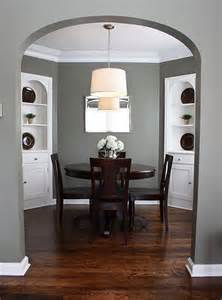 Gray Dining Room by I Ve Got The Blues Over Gray Susy Home Maker
