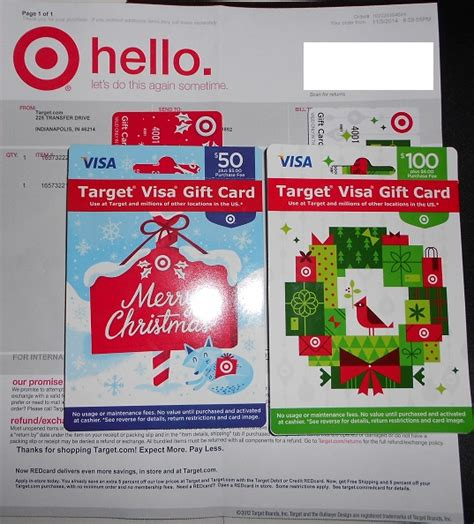 Walmart Visa Gift Card Fees - 100 target mastercard gift card for 95 ways to save money when shopping