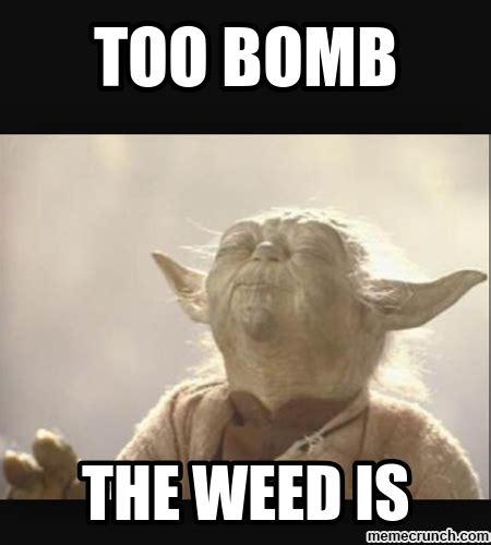 Bomb Meme - too bomb