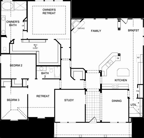 David Weekley Build On Your Lot Floor Plans | pin by reina chang on home pinterest