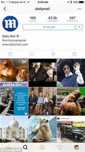 instagram layout tester instagram goes black and white as app is testing