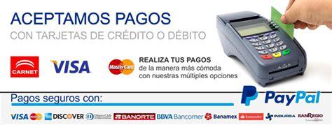 pago con tarjeta de credito nextcard