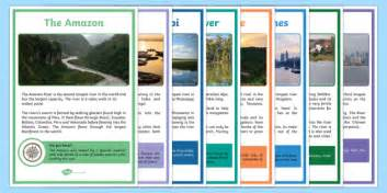 river thames ks2 resources world rivers fact posters world rivers world river fact