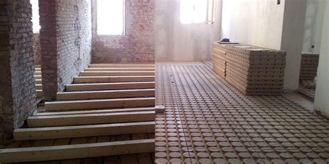 pavimento per riscaldamento a pavimento pavimento radiante betonradiant