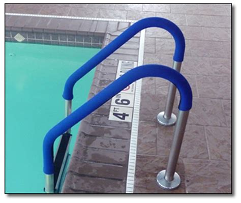 In Ground Pool Ladders And Handrails in ground pool ladder and handrail grips
