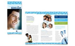 Dental Newsletter Template by Dentistry Dental Office Brochure Template Word Publisher