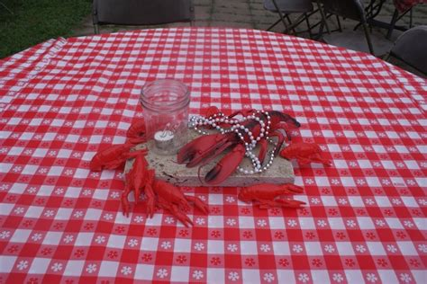 Crawfish Boil Decorations by 1000 Images About Hayden S 18 Birthday Crawfish Boil