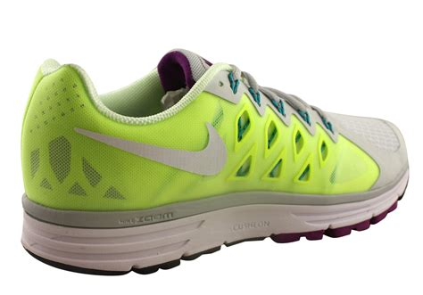 nike womens zoom vomero 9 running shoes wide width