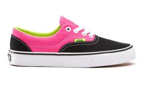 imagenes vans negras foto zapatillas vans era 2 tone black magenta negra rosa