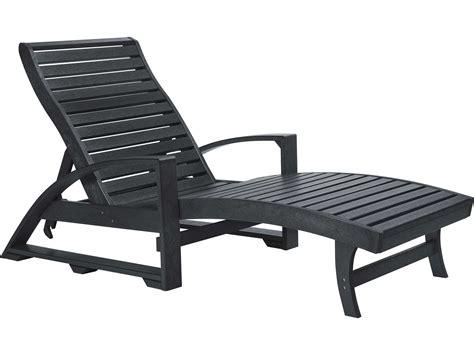 plastic chaise lounge c r plastic st tropez chaise lounge with wheels l38