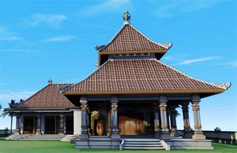 gambar gambar rumah adat dengan pensil desain rumah mesra