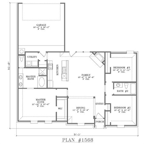 one bedroom open floor plans open floor plans open floor plan houses pinterest