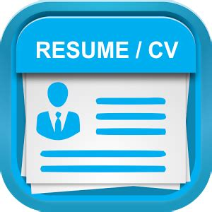 smart resume builder 8 best resume apps free bonus free apps for