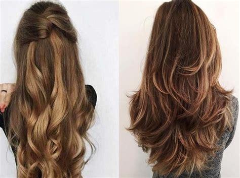 model rambut panjang terpopuler  timy time update