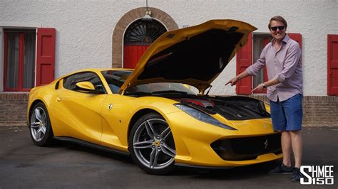 Ferrari 812 Superfast Youtube by Does The Ferrari 812 Superfast Need 800 Horsepower Youtube