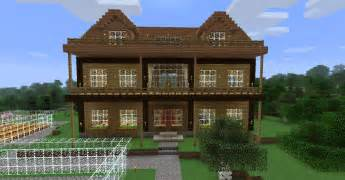 cool house pictures minecraft house wood hd wallpaper of minecraft