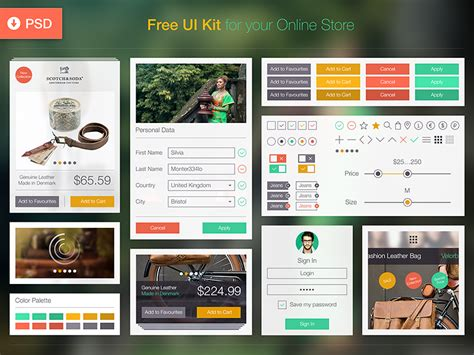 download pattern ui free ui kit ux psd ios 8 by ramotion dribbble