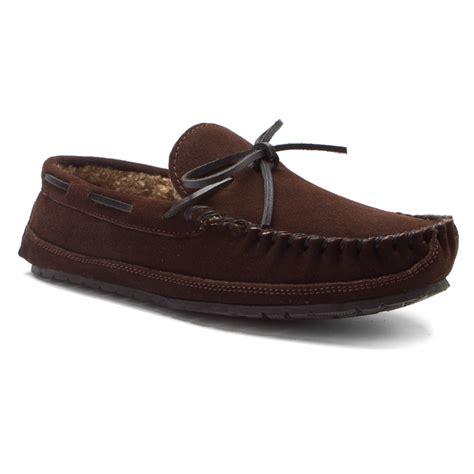slippers minnetonka lyst minnetonka casey slipper in brown for