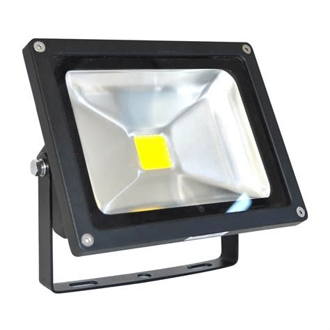 Patio Flood Lights Techmar Flood 25 25w Aluminium Led Flood Light