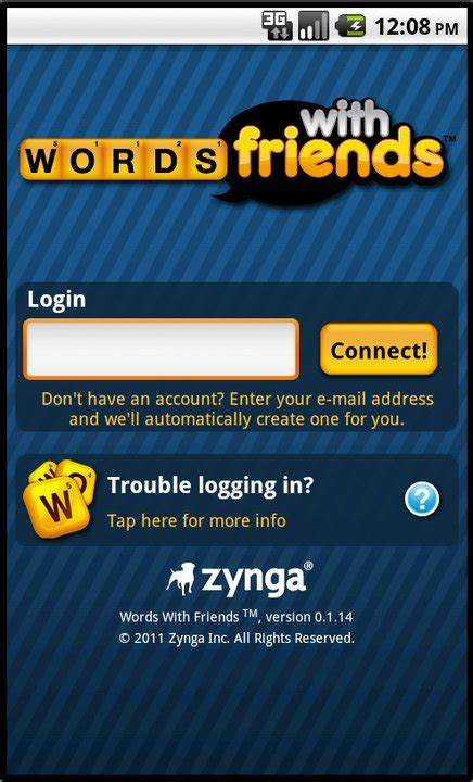scrabble with friends zynga words with friends headed to an android device near you