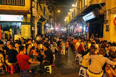 hanoi nightlife what to do at in hanoi