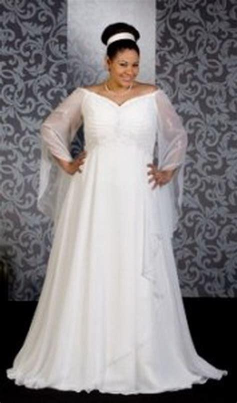 Brautkleider Mollige by Hochzeitskleider F 252 R Mollige