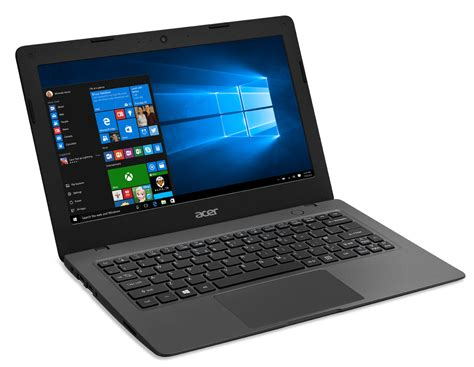 Laptop Acer Windows 10 acer unveils its chromebook killer windows 10 laptops starting at 170