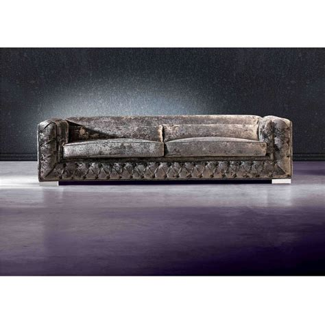 crushed velvet sofas diamond crushed velvet sofa with upholstered buttons
