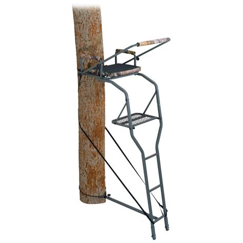 tree stand for realtree ameristep 174 16 gunner ladder tree stand realtree 174 all