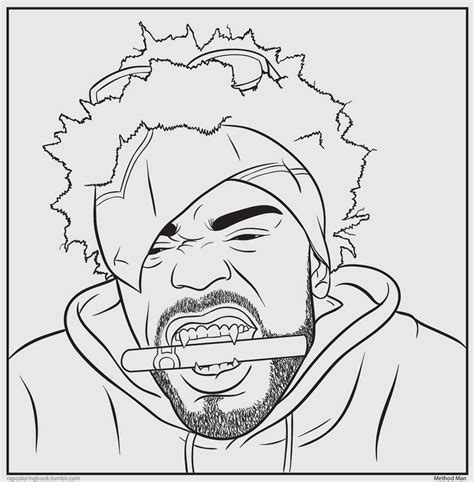 coloring book rapper hip hop coloring pages coloring home