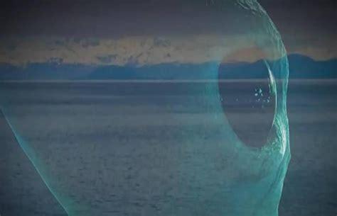 Bloop Top are aliens hiding the sea