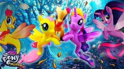 My Pony The 2017 Twilight Sparkle Glitter Style Seapony my pony the 2017 glitter style seapony