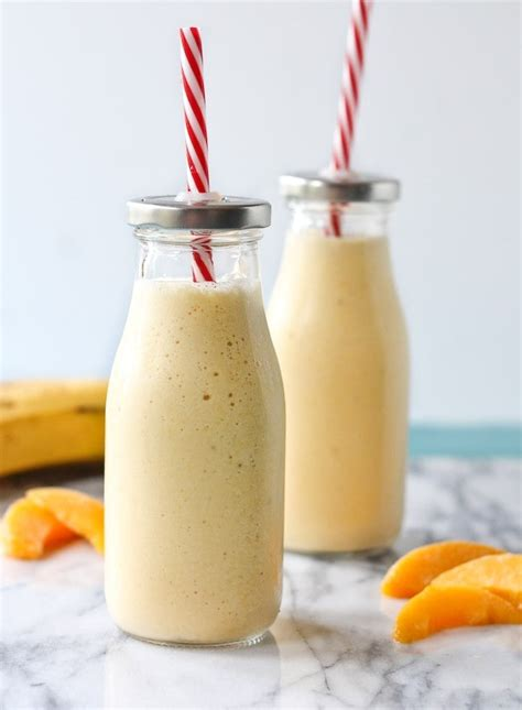 banana honey and cottage cheese smoothie