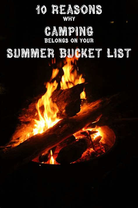 Top 10 Reasons To A This Summer by 10 Reasons Cing Belongs On Your Summer List