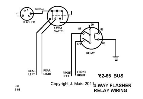 Relay Denso 12v K 4 By Trimegaauto speedy jim s home page aircooled electrical hints