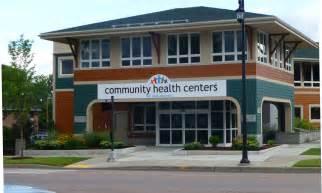 Health Center Community Health Centers Design Signs Inc