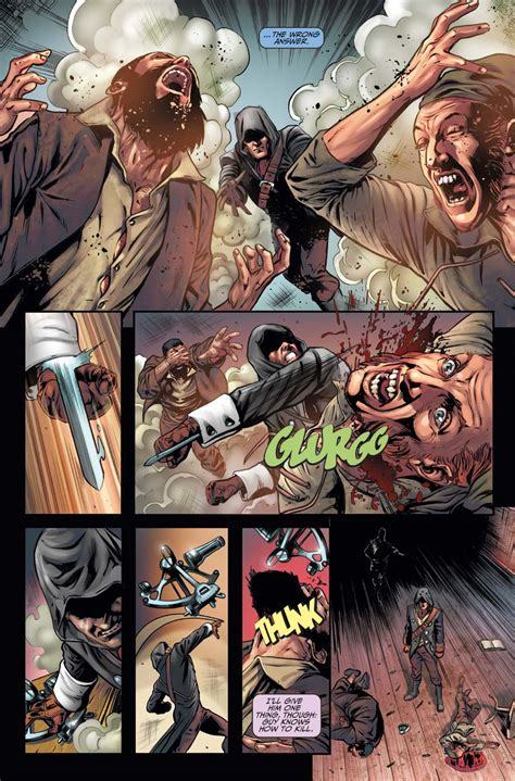 assassin s end time assassins volume 3 books comic book preview assassin s creed trial by vol 1