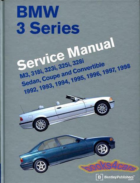 electronic toll collection 1995 bmw 5 series user handbook service manual 1998 bmw 3 series repair manual back cover bmw repair manual bmw 3 series e36