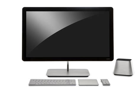visio laptops vizio to enter pc market with laptops all in one desktops