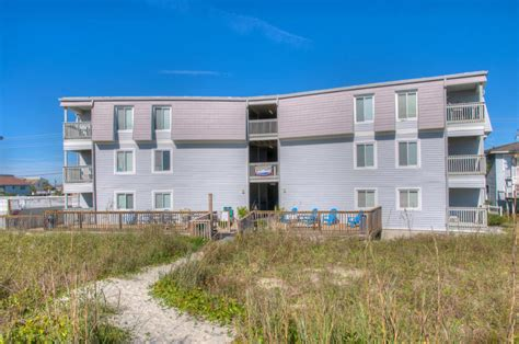 Finestere Condos Cherry Grove Ocean Front Myrtle Houses For Rent In Cherry Grove Sc