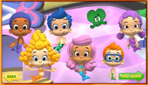 bubble guppies haircut game the six guppies got lots of hair style to be superhairoes