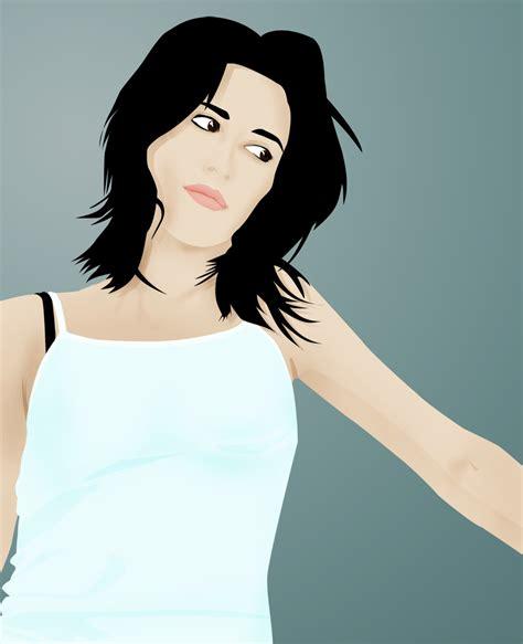 create  vector style illustration  photoshop