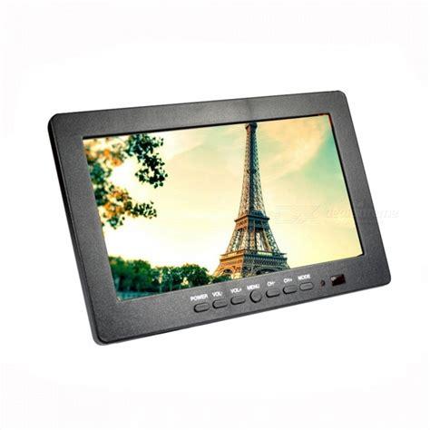 Monitor Lcd Mobil cheap portable 7 quot tft lcd monitor auto pal secam ntsc