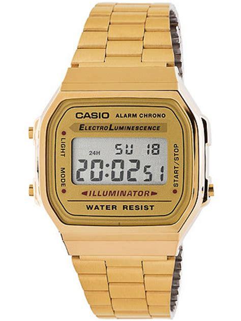 a168wg9 a casio gold digital american apparel