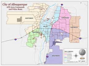 Abq Zip Code Map by Bernalillo County Public Safety