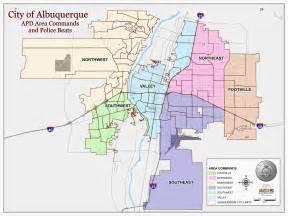 Albuquerque Zip Code Map by Bernalillo County Public Safety