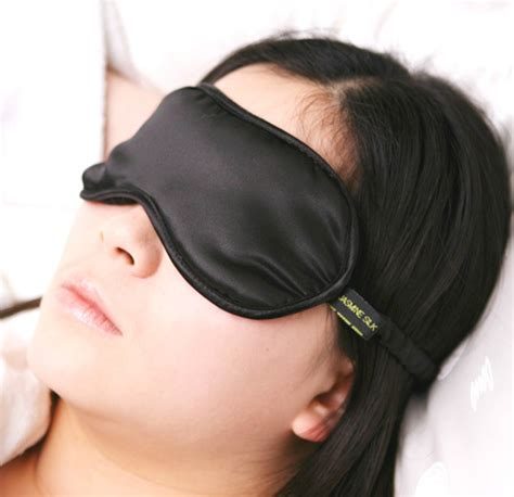 Super Soft Bed Sheets by Silk Sleep Eye Mask From Jasmine Silk