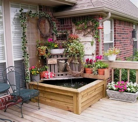 Patio With Garden Small Garden Ideas Beautiful Renovations For Patio Or